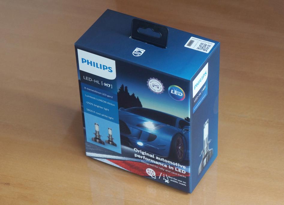 упаковка X-tremeUltinon LED gen2